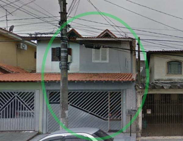Casa em Taboão da Serra com 139,20m²