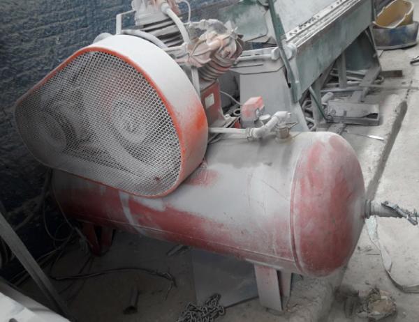 Compressores de ar comprimido