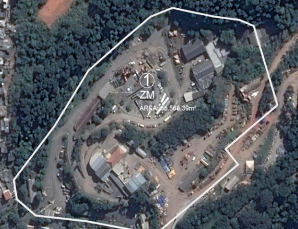 Terreno e construção em Vila Mirante