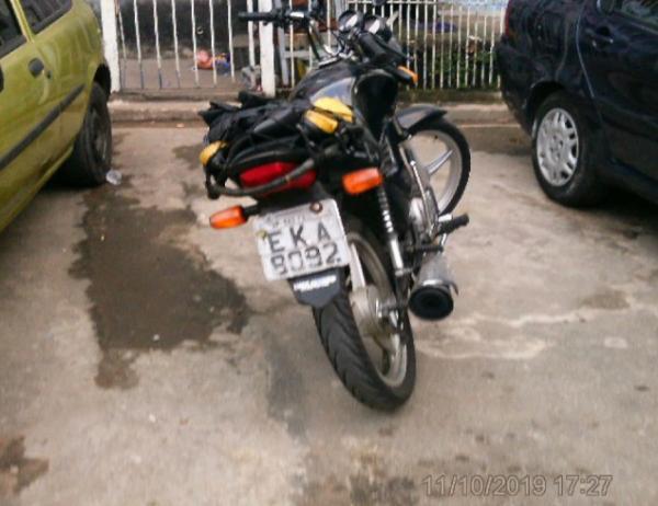 Moto HONDA/CG 125 FAN KS 09/09