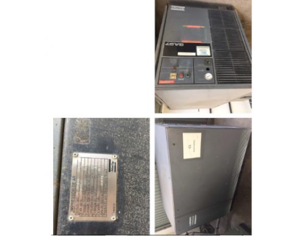 Compressor de ar, tipo CA 97