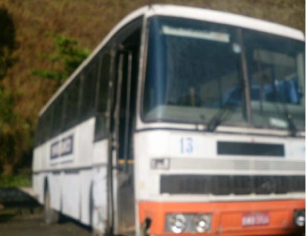 Ônibus M.BENZ/OF 1318