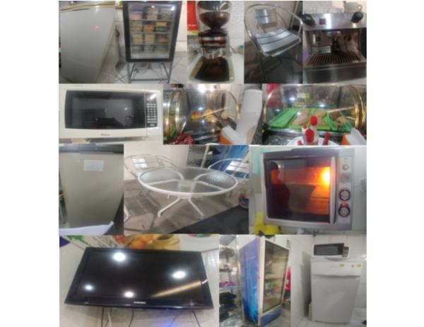 Freezer, Forno Eletrico, Estufa e outros