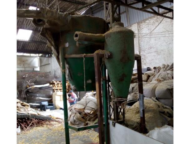 Flocador Industrial, Torno e outros