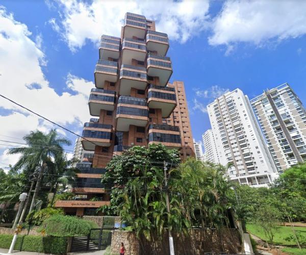 Apartamento duplex no Paraíso do Morumbi