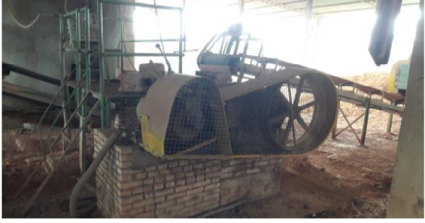 Caixão misturador de argila