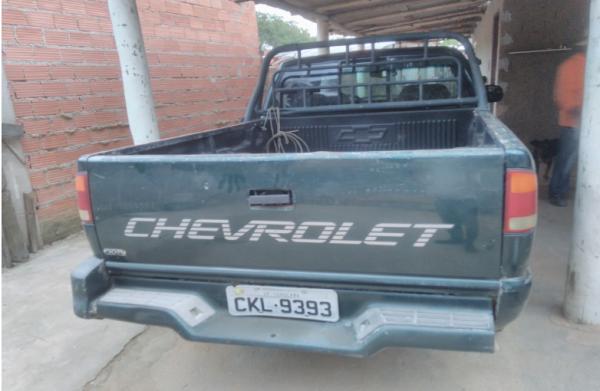 GM S10 DELUXE 97/97