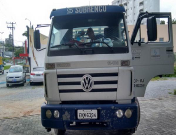 CAMINHÃO VW 13.180 EURO3 WORKER 10/10