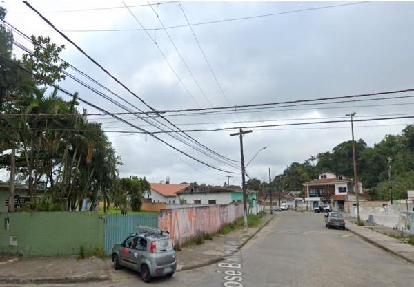 Prédio e terreno em Itanhaém com 2.276,00m²